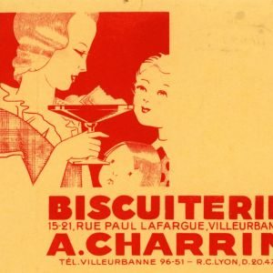 Biscuiterie Charrin