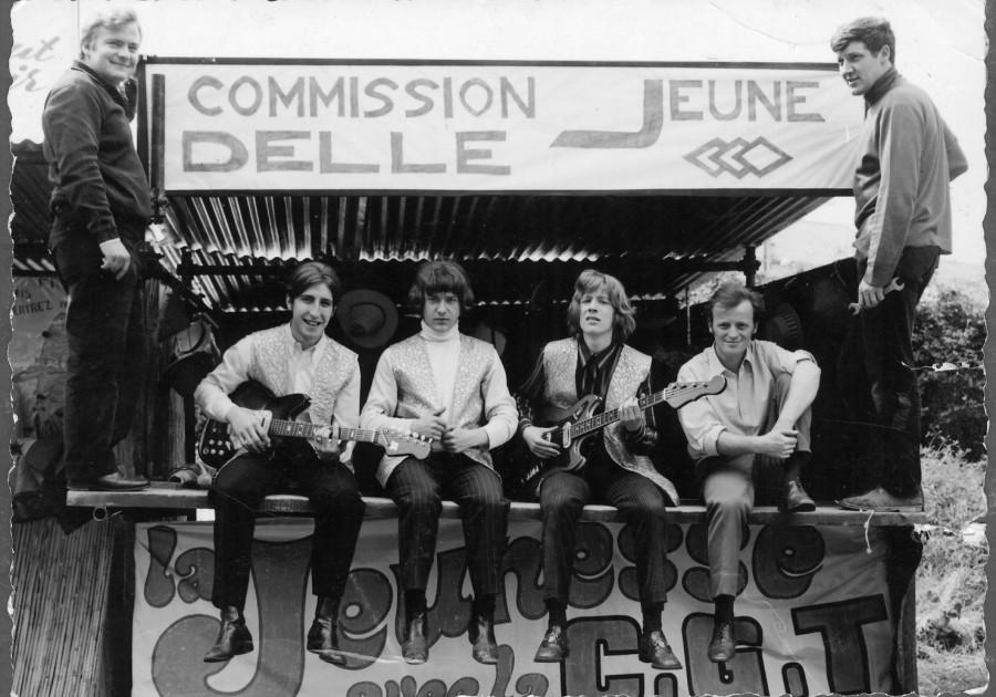 Album de mai 1968 à Delle-Alsthom