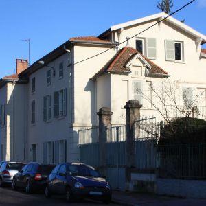 Maison de la Communauté des Filles de Saint-Paul, rue Pierre Voyant dans le quartier de Cusset