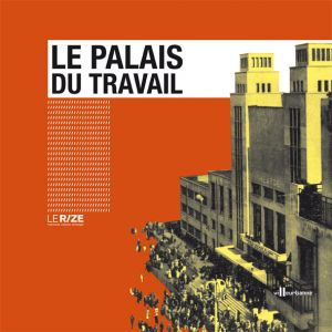 Couverture du catalogue d'exposition, 2011. Le Rize.