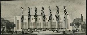 Projet de façade du Stadium, 1933 (4Fi182)