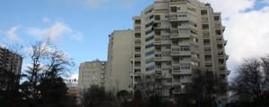 façade de la résidence Jean-Gabin (photo Le Rize)