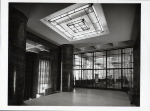 Hall du 1er étage en 1933 (4Fi420)