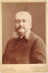 Portrait de Francis de Pressensé (ph. Gerschel)
