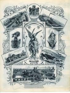 Publicité pour les productions de l'imprimerie Arnaud (sans date) (100Z20.3)