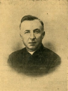 Portrait de l'abbé Borde