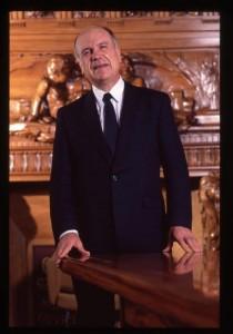 Le maire en 1995 (ph. P. Schuller)
