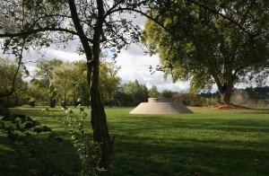 ancien puits filtrant au Parc de la Feyssine (ph. G. Michallet)