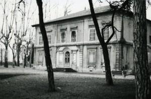 La maison patronale J.-B. Martin avant restauration (ph. D. Devinaz, AMV)