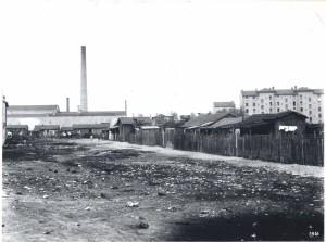 habitat précaire en 1933 (fonds Sylvestre BM Lyon)