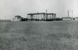 L'hôtel Jeanne d'Arc dans les années 1930 (photo Sylvestre, 4Fi327)