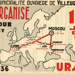 tract municipal de présentation du voyage (AMV, 3D9)
