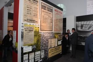 Exposition Palais du Travail