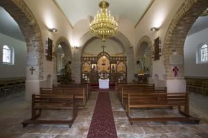 L'église restaurée en 2015 (photo Gilles Michallet, Ville de Villeurbanne)