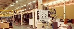 intérieur des ateliers rue de Bel Air
