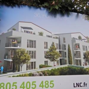 Chirat rue 36_Panneau projet 3 immeubles_20161030