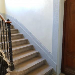 Montée d'escaliers