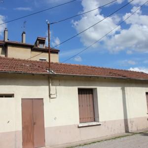 La maison, Impasse Carotte (photo : IQMP).